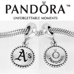 791169-G020 Retired Pandora Oakland Athletics